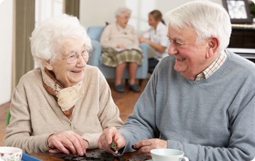 Мы предоставляем не только уход за пожилыми людьми, но и обеспечим вашим близким прекрасный досуг