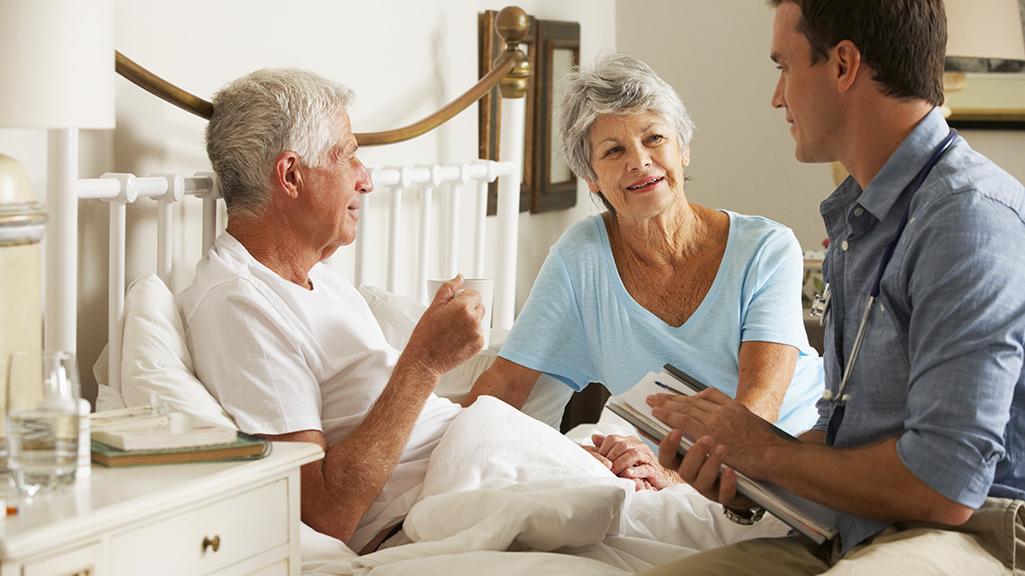 профессиональных уход за пожилыми людьми