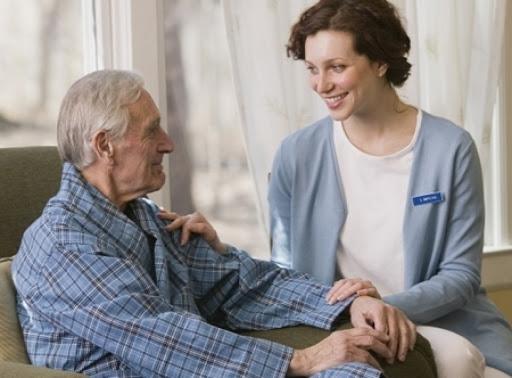 сиделка для пожилых людей Белгород